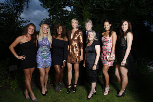 sexy women 网球