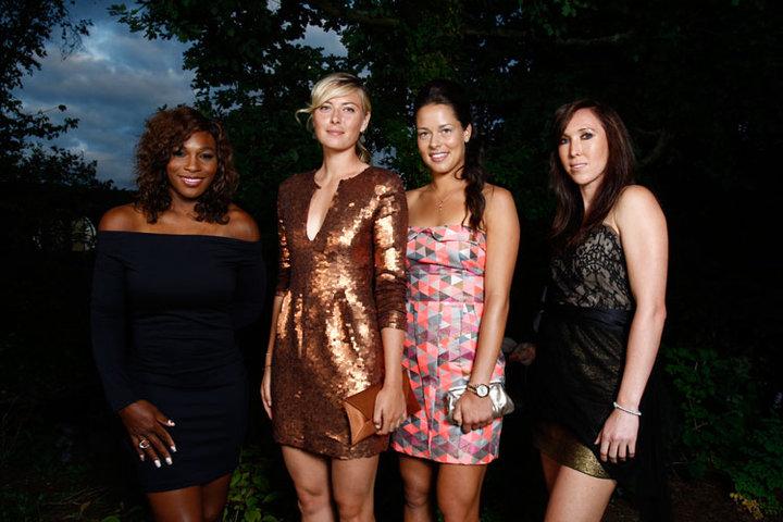 sexy women tennis