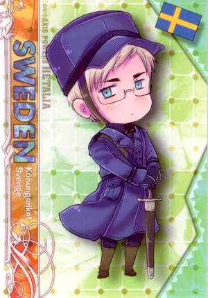 hetalia fondo de pantalla possibly containing anime called sweden