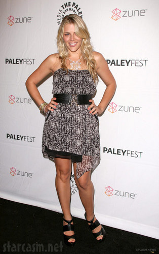 Busy Philipps @ Freaks & Geeks/Undeclared Reunion - 2011