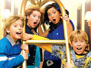 The Suite Life of Zack & Cody achtergrond called the suite life of zack and cody