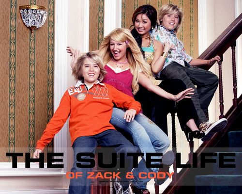 The Suite Life of Zack & Cody দেওয়ালপত্র with a well dressed person entitled the suite life of zack and cody