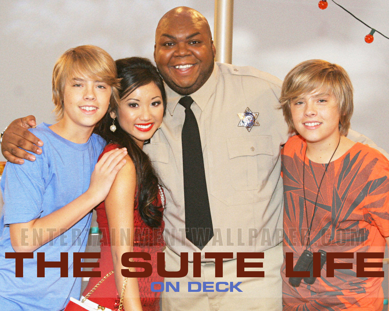the suite life on deck , Suite Life On Deck Wallpaper
