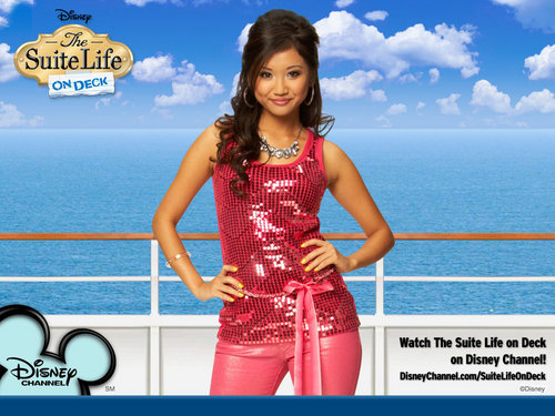 Suite Life On Deck wallpaper titled the suite life on deck