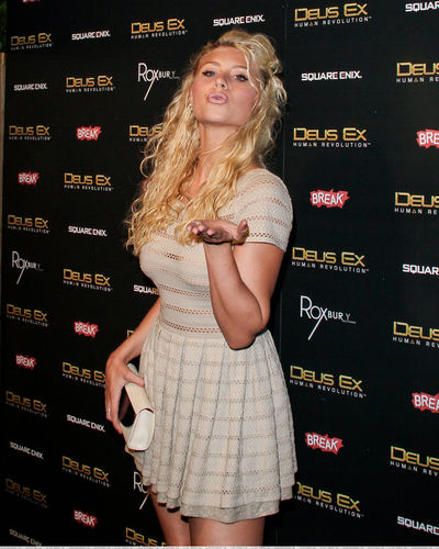[August 23] Attending the Deus Ex Human Revolution Gaming Launch Party