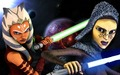  Barriss and Ahsoka - ahsoka-and-barriss photo