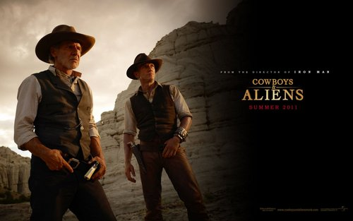 """Cowboys & Aliens""/ Jake Lonergan, Woodrow Dolarhyde"