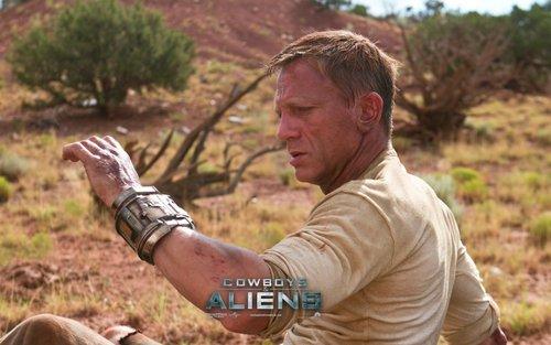 """Cowboys & Aliens""/ Jake Lonergan"