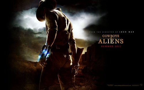 """Cowboys & Aliens""/ Jake Lonergan"
