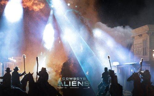 """""""Cowboys & Aliens"""""""