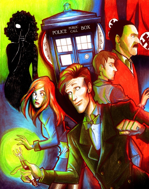 -Doctor Who-