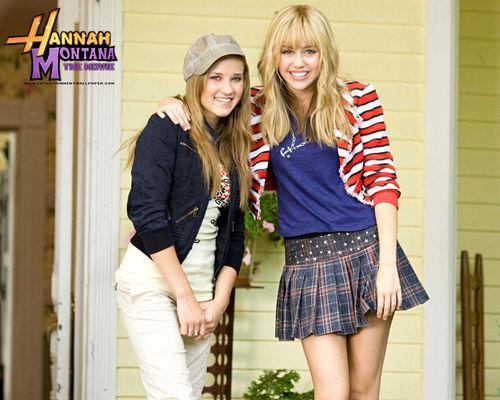 ♣Hannah/Miley por dj Reloaded♣