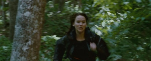 'The Hunger Games' still