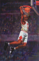 jum dunk of the best - michael-jordan fan art