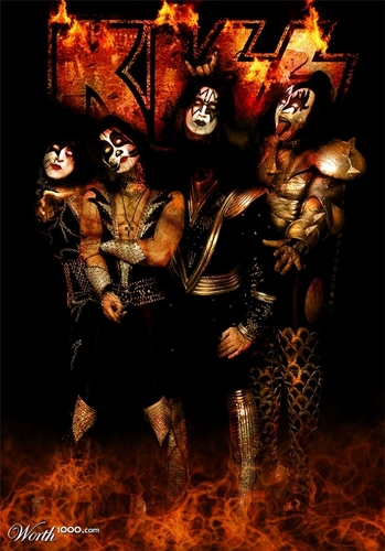 KISS wallpaper probably with anime called ¤kiss¤