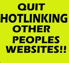 Hotlinkers!!!