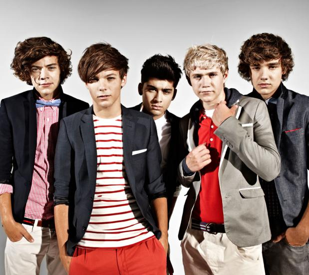 1D's 'Fabulous' magazine photoshoot!!! ♥