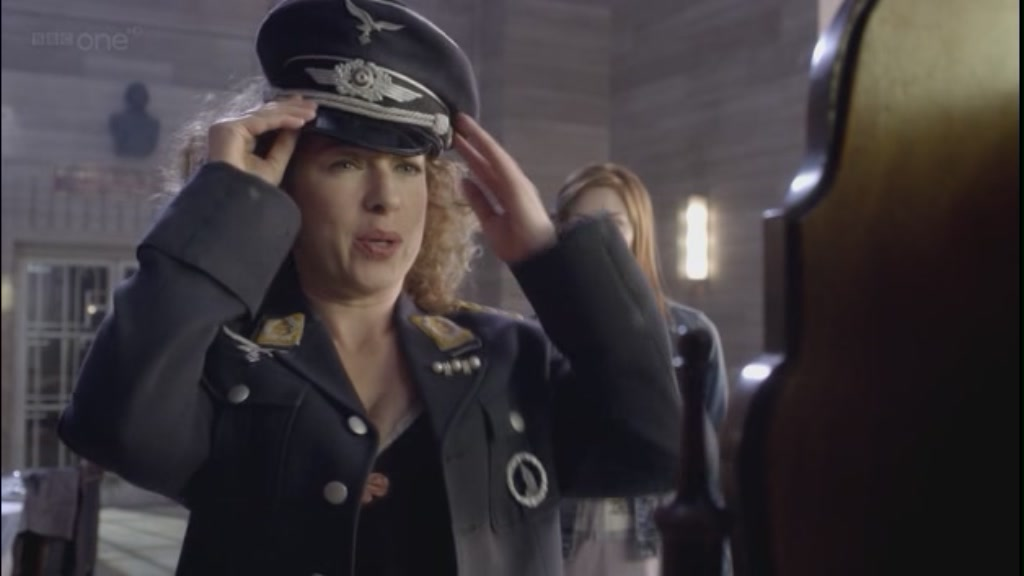 Share your Sexy nazi women uniforms are not