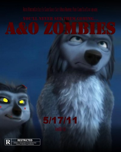 A&O Zombies movie poster!!