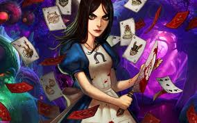 Alice Madness Returns Wonderland Wallpaper.