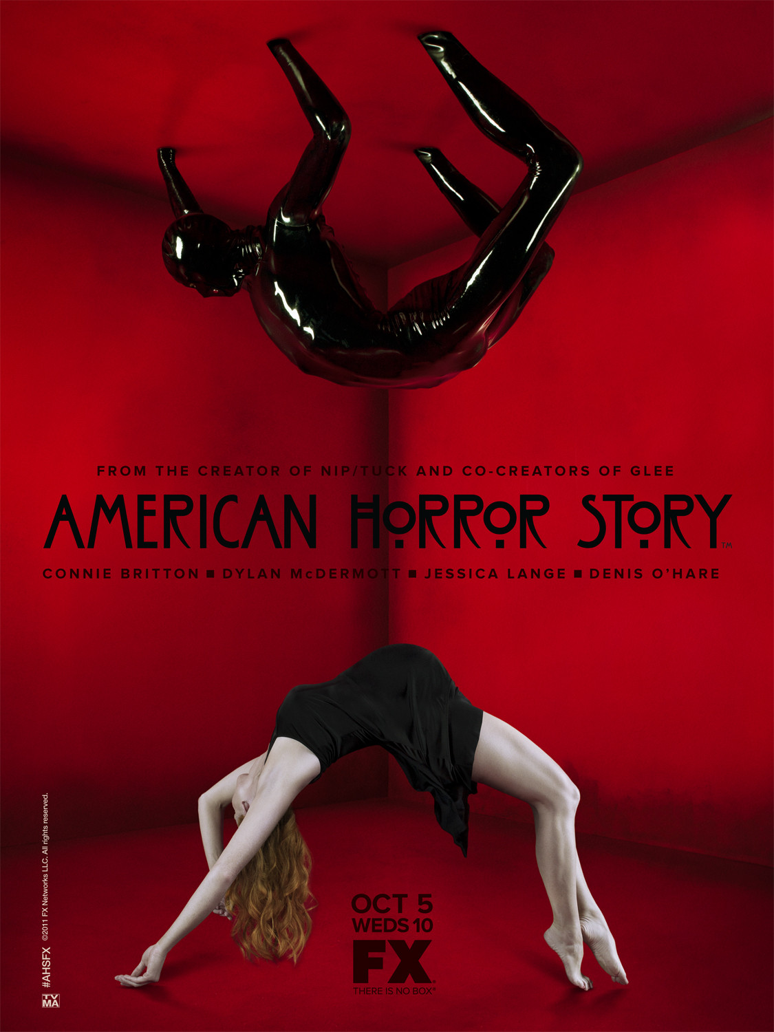 American Horror Story - Season 1 - New Promotional Poster