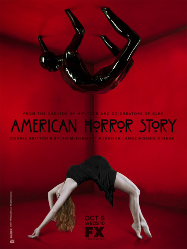 Aмериканская история ужасов Обои titled American Horror Story - Season 1 - New Promotional Poster