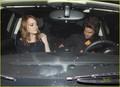 Andrew garfield & Emma Stone: makan malam Date!