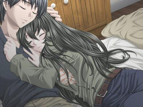 Pasangan anime