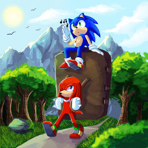 Are We There Yet Knux?