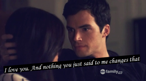 ezra and aria first meet quotes