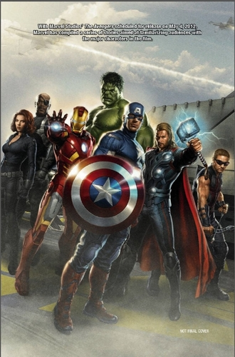 Avengers Assemble - the-avengers Photo