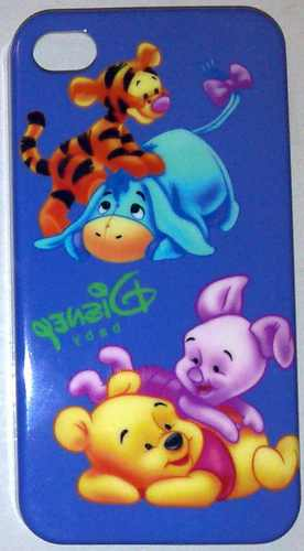 Baby Pooh I-phone cover