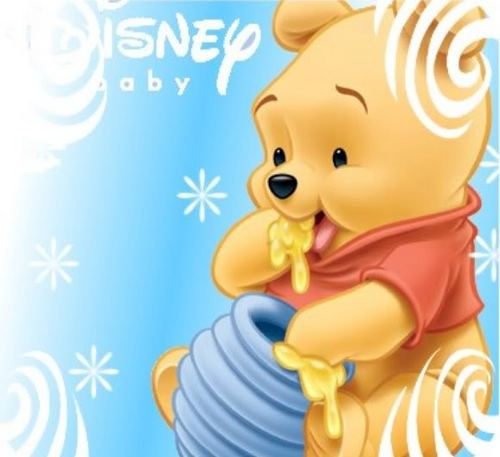 Baby Pooh and Friends