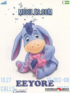 Baby Pooh Images Eeyore Wallpaper And Background Photos