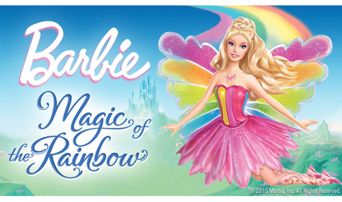 Barbie Fairytopia: Magic of the regenboog