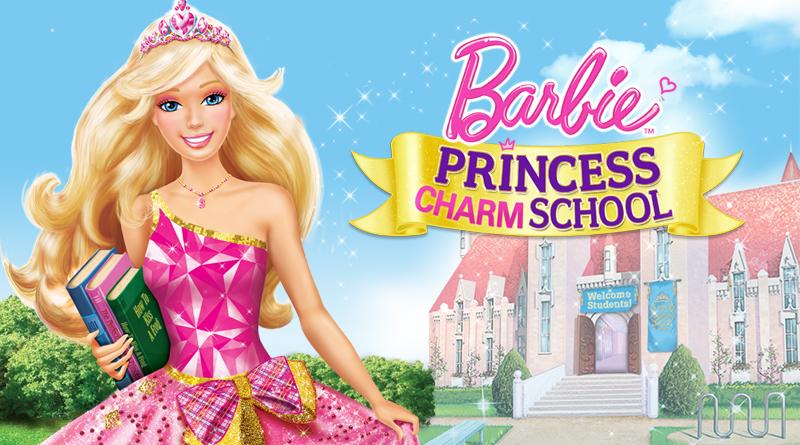 Барби Академия принцесс или Принцесса Очарования