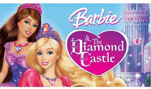 Barbie and the Diamond قلعہ