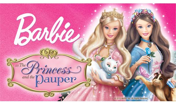 Barbie As The Princess And The Pauper Barbie Movies As The Princess And The Pauper