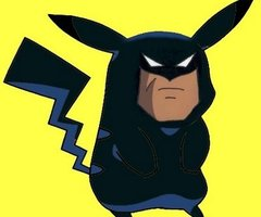 Batman Begins Images Pikachu Wallpaper And Background Photos