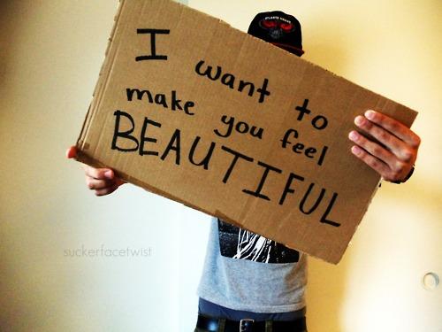 Beautiful (: