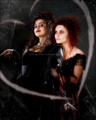 Bellatrix Lovett - helena-bonham-carter photo