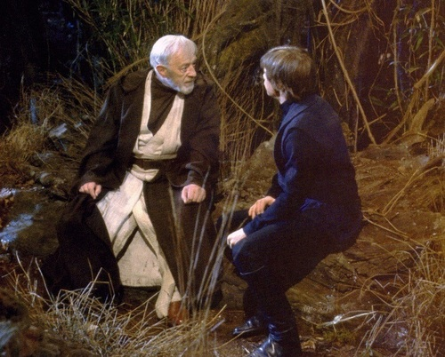 Ben and Luke