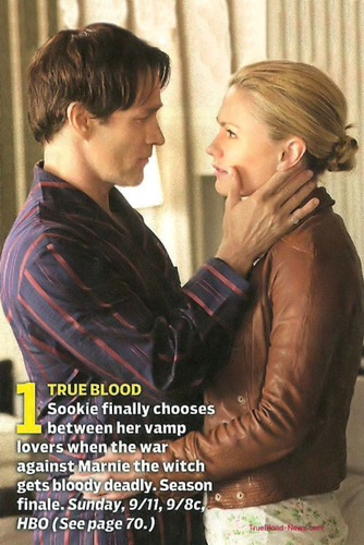 Bill and Sookie S4