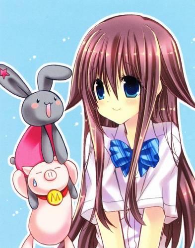 Black Rabbit, Mega pig, & Hikage