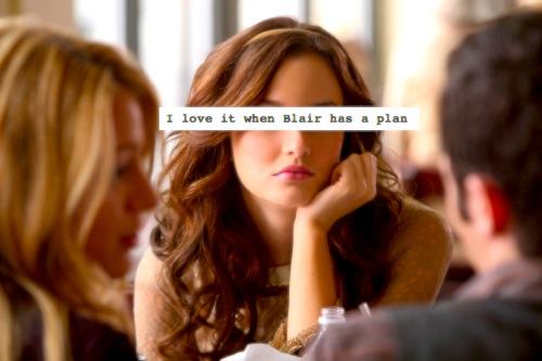 Blair Confessions