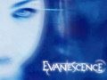 Blue - evanescence wallpaper