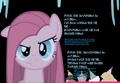 Blue - pinkie-pie photo