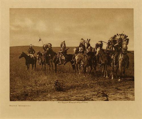 Brule Warriors 1907