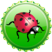 Ladybug topi
