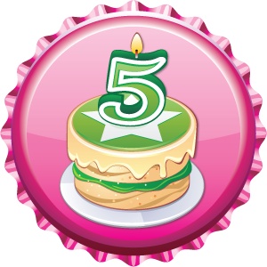Fanpop's Birthday 2011 topi
